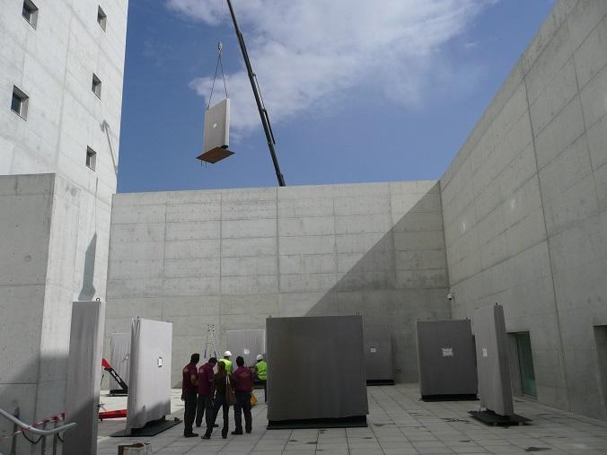 mudanzas de obras en Sevilla